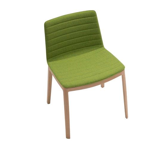 Flex Chair SI 1315 de Andreu World | Sillas de visita