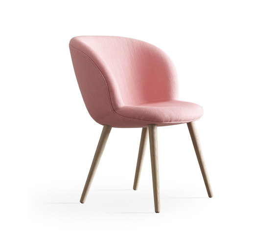 Capri Multi Wood Chair de +Halle | Sillas