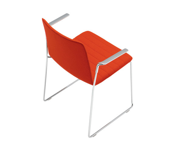 Flex High Back SO 1632 by Andreu World | Chairs