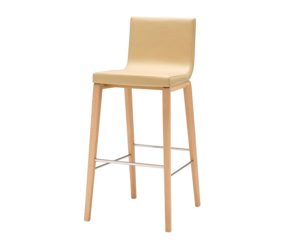 Lineal Comfort BQ 0608 by Andreu World | Bar stools