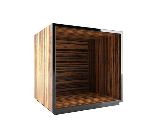 Lectulus regal w rfel regalmodule von rechteck architonic for Xbox schrank