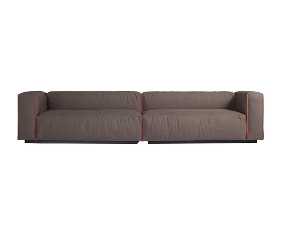 Cleon Modern Small Sectional Sofa Sofas From Blu Dot