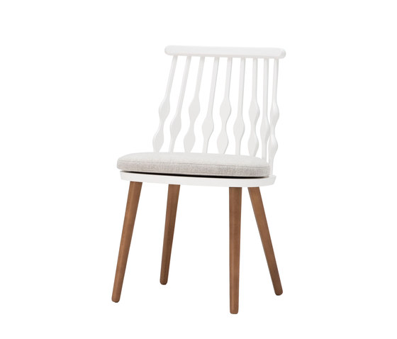 Nub SI 1449 by Andreu World   Chairs