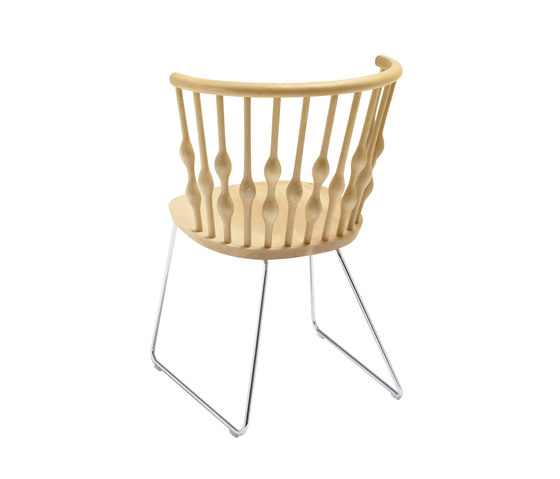 Nub SO 1421 by Andreu World | Chairs
