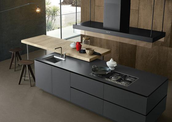 Küchensysteme kücheninseln küchensysteme artex varenna poliform paolo
