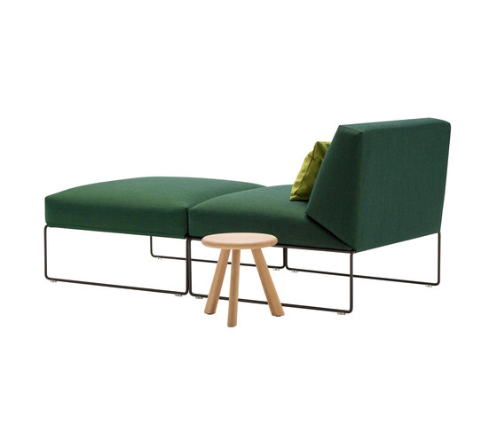 Siesta Indoor di Andreu World | Chaise longue