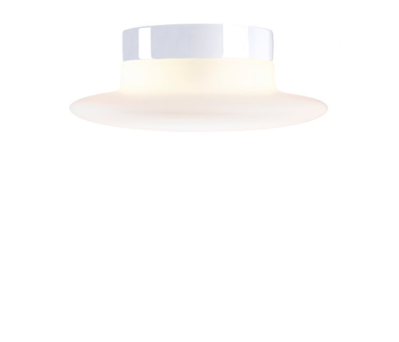 Aton Cairo Large Sensor 07305-506-10 di Ifö Electric   Lampade plafoniere