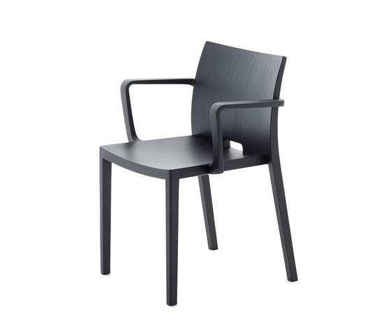 Unos Chair SO 6610 von Andreu World | Stühle