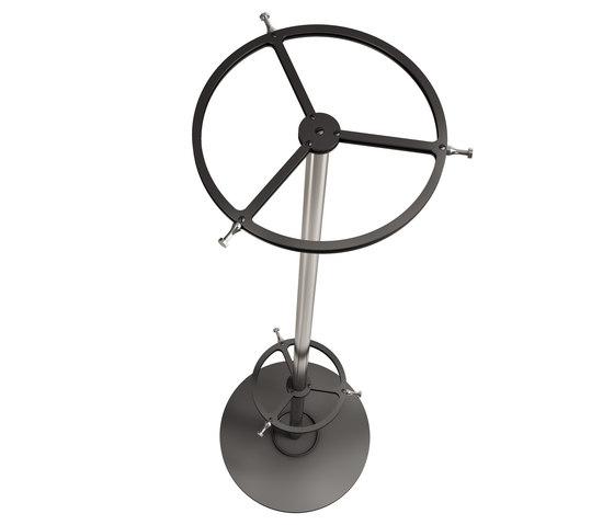 radius by Büro Schoch Werkhaus | Umbrella stands