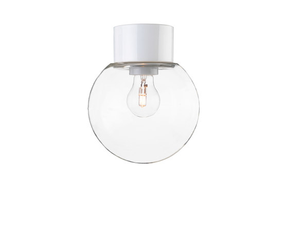 Classic globe Ø 180 06041-510-10 by Ifö Electric | Ceiling lights