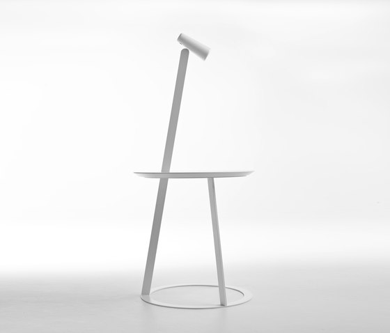 Albino side table von CASAMANIA-HORM.IT | Beistelltische