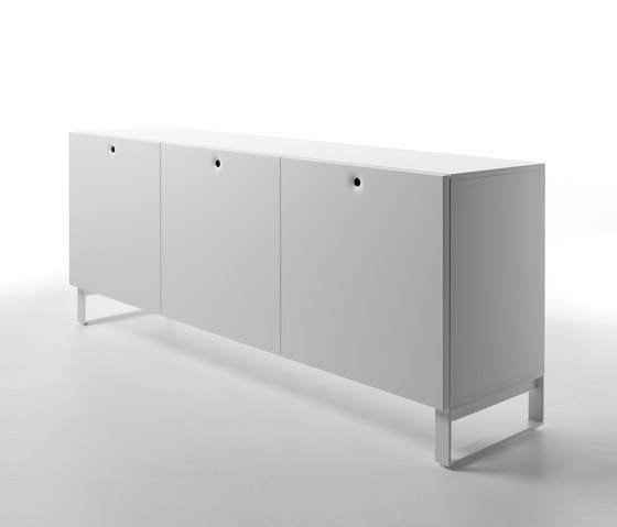 Anish doors open base by CASAMANIA & HORM | Sideboards