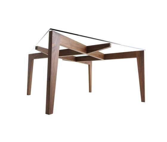 Autoreggente by CASAMANIA-HORM.IT | Dining tables