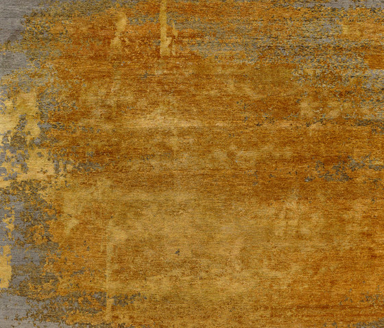 Texture - Shallow golden age by REUBER HENNING | Rugs