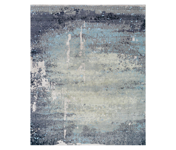 Texture - Shallow powder by REUBER HENNING | Rugs