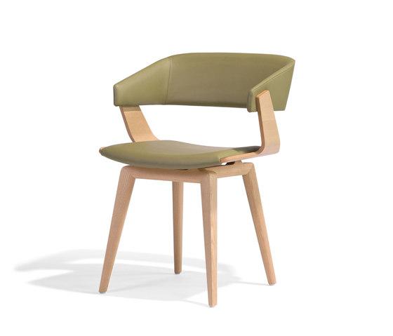 Katana Armchair P by Accademia | Chairs