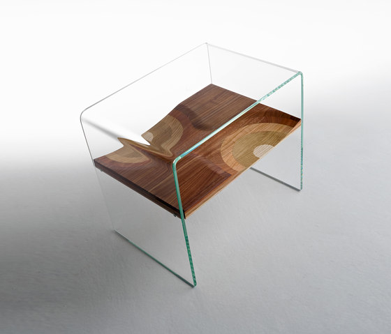 Ripples Bifronte sidetable by CASAMANIA-HORM.IT | Side tables