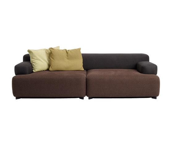 Alphabet™ | PL240-1 P by Fritz Hansen | Lounge sofas