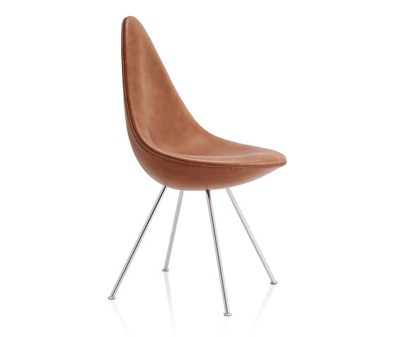 Drop™ | 3110, fully upholstered by Fritz Hansen | Chairs
