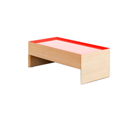 F.U. Low table by Dune | Coffee tables