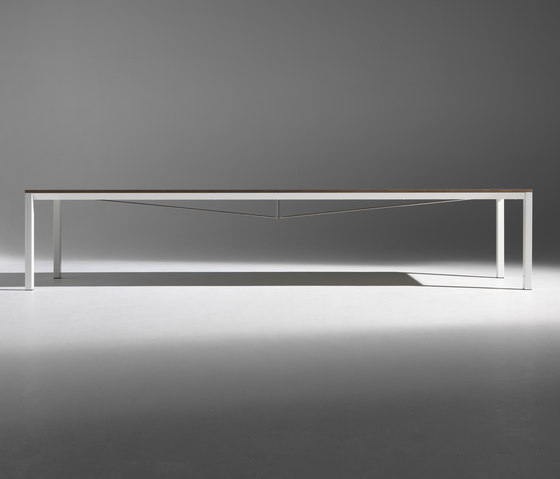 Lux table large by CASAMANIA-HORM.IT | Dining tables