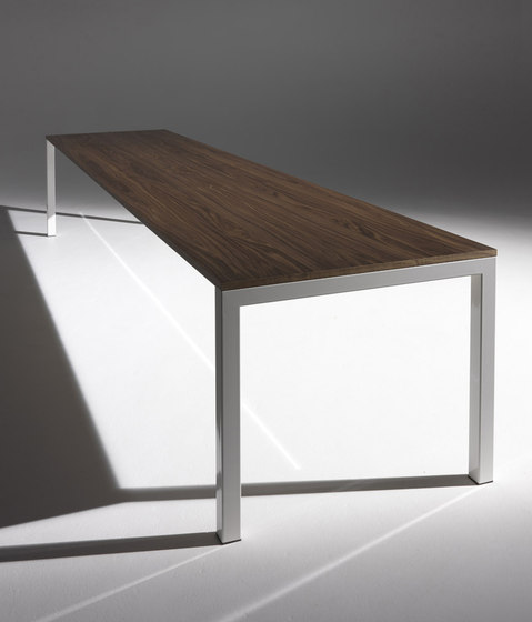 Lux table large by CASAMANIA-HORM.IT | Meeting room tables