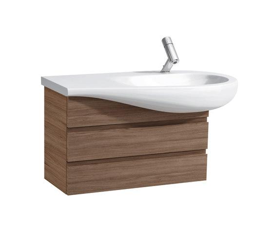 Ilbagnoalessi one lavabo de laufen poser poser for Meuble laufen pro s