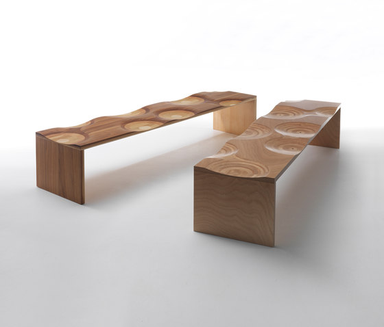 Ripples bench by CASAMANIA & HORM | Benches