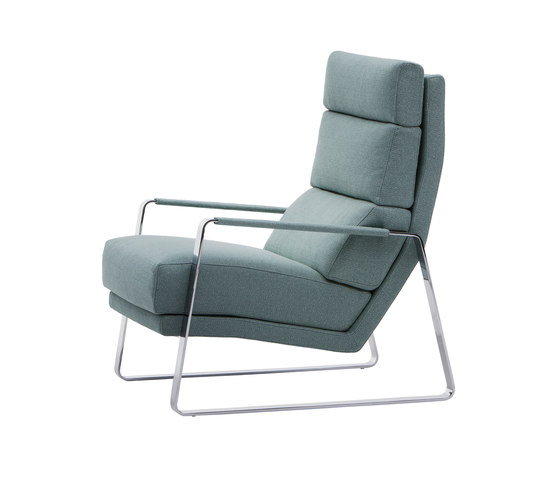 Kone armchair high von Linteloo | Sessel