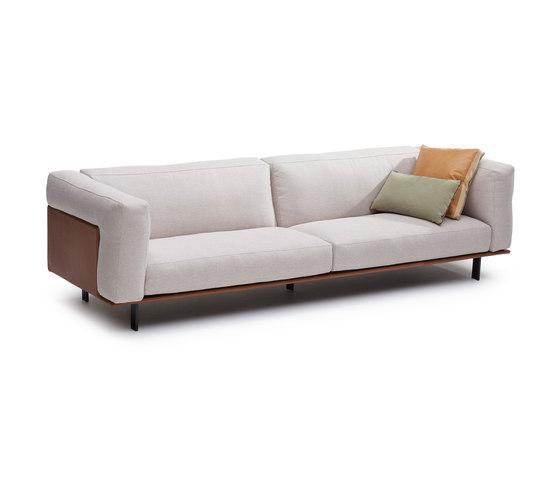 Recess sofa de Linteloo | Canapés d'attente