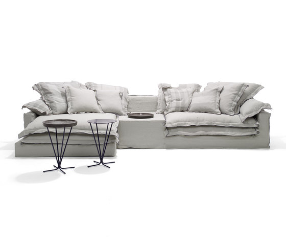Jan's new sofa by Linteloo | Modular sofa systems