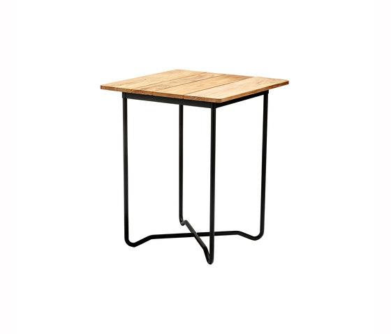Grinda table di Skargaarden | Tavoli bistrò