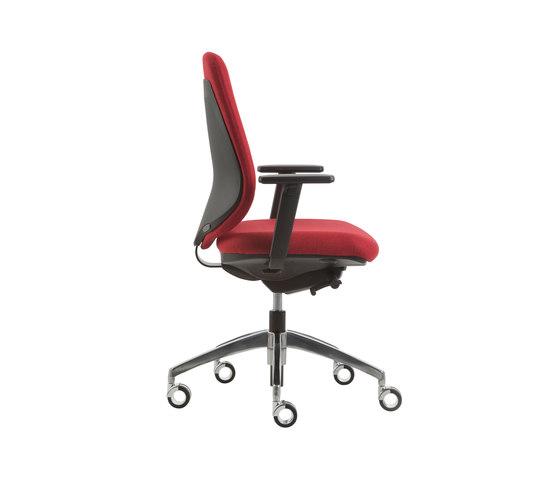 Pratica 8000R di Luxy   Sedie ufficio