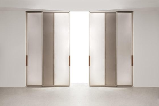 Quinta corredera de Albed | Puertas de interior
