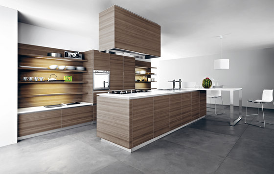 Ariel | Composition 9 by Cesar | Fitted kitchens