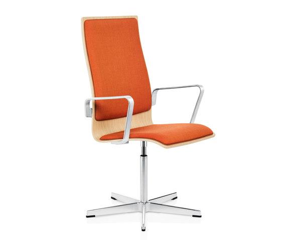 oxford 3273 konferenzst hle von fritz hansen architonic. Black Bedroom Furniture Sets. Home Design Ideas