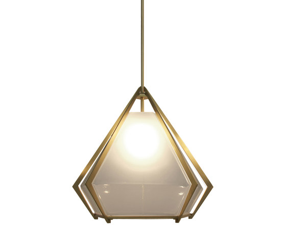 HARLOW Pendant by Gabriel Scott | Suspended lights