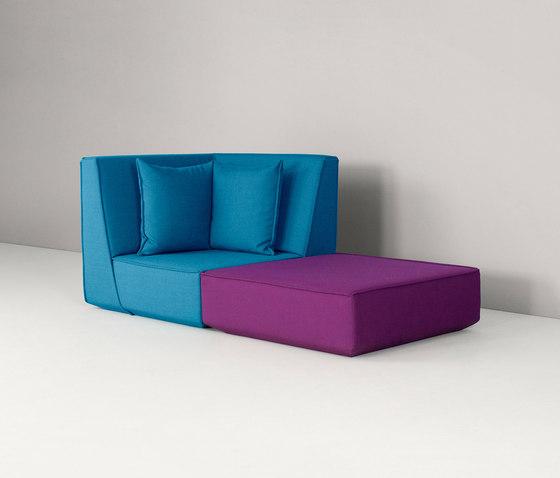 Cubit Sofa di Cubit | Dormeuse