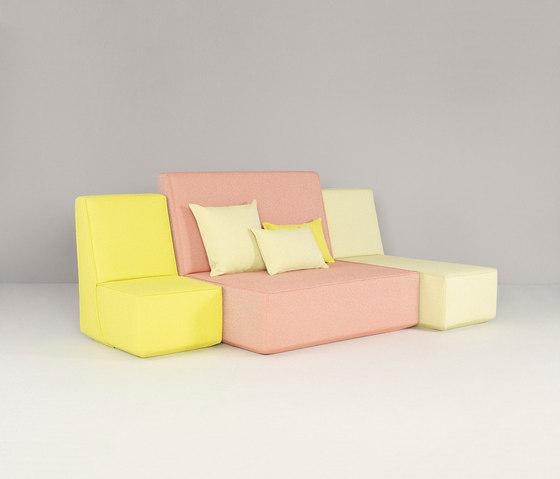 Cubit Sofa by Cubit   Sofas