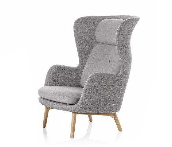 Ro™   JH1 de Fritz Hansen   Sillones lounge