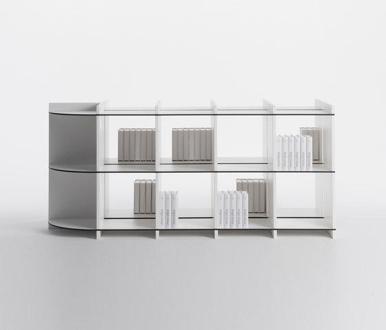 Carpon shelf-system by mocoba | Office shelving systems