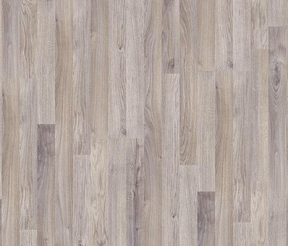 Classic plank grey oak 3 strip laminates from pergo for Belgium laminate flooring