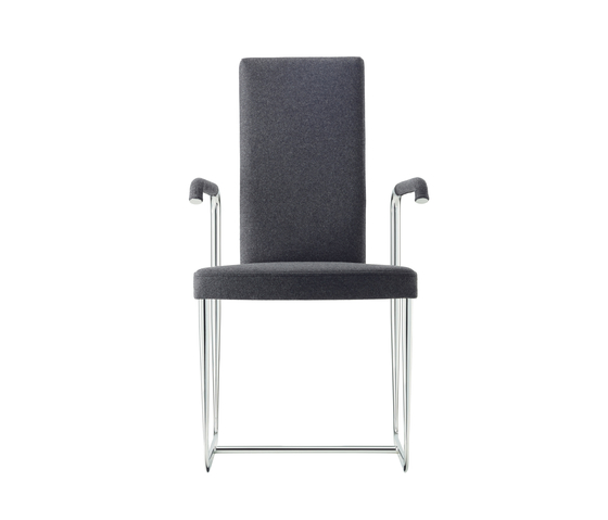 d20 kragstuhl von tecta d20p polster kragstuhl produkt. Black Bedroom Furniture Sets. Home Design Ideas