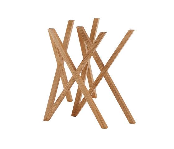 Mika de Hansen | Caballetes de mesa