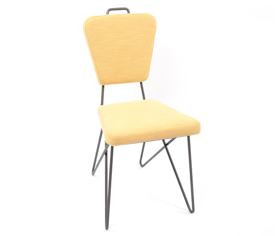 AX Sidechair by AXEL VEIT | Chairs