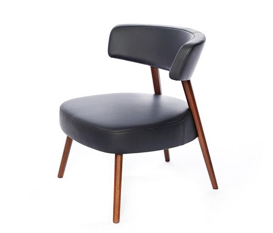 Marlon Lounge Sessel von AXEL VEIT | Sessel