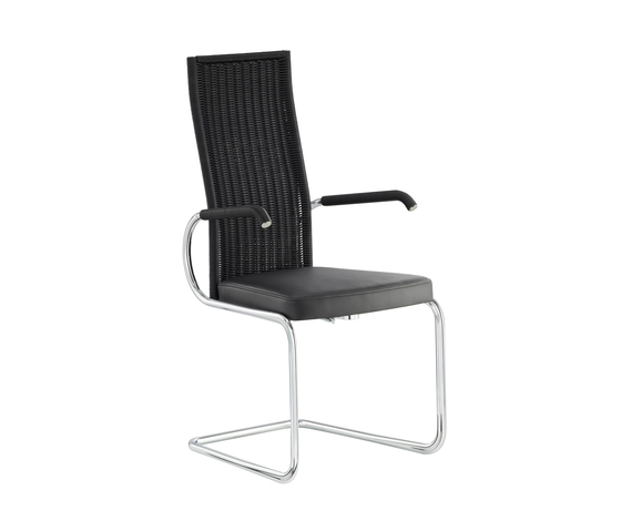 D29 Cinetic cantilever chair by TECTA | Visitors chairs / Side chairs
