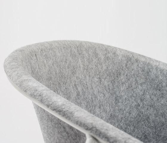 LJ 1 Arm Chair de De Vorm | Sillas