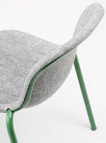 LJ 2 Stack Chair de De Vorm   Sillas
