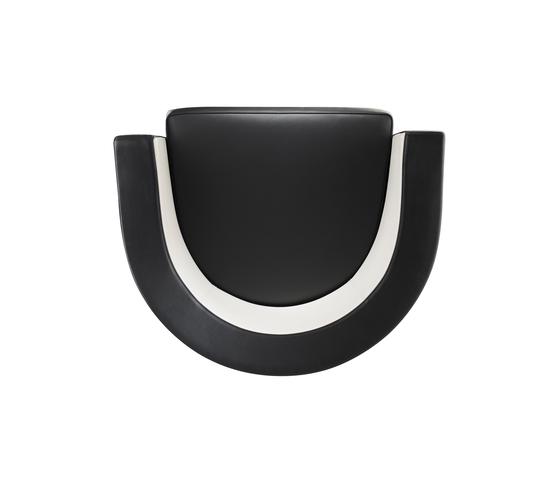 D62-E Pressa-armchair by TECTA | Lounge chairs